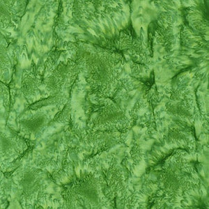 AMD-7000-261 Veggie, Kaufman Prisma Dyes, Green, Cotton Batik Quilting Fabric