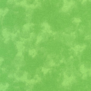 Kaufman Cloud Cover, SB-87422-46 Grass, Green, Cotton Print Quilting Fabric from Japan