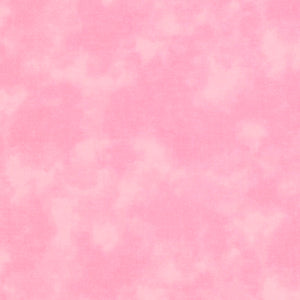 Kaufman Cloud Cover SB-87422-14 Pink, Medium Pink, Cotton Print Quilting Fabric from Japan