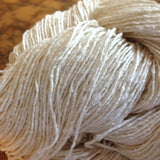 Silk Tweed Noil Yarn, 50 Gram, Weaving, Crochet, Knitting, Dyeing, Japan