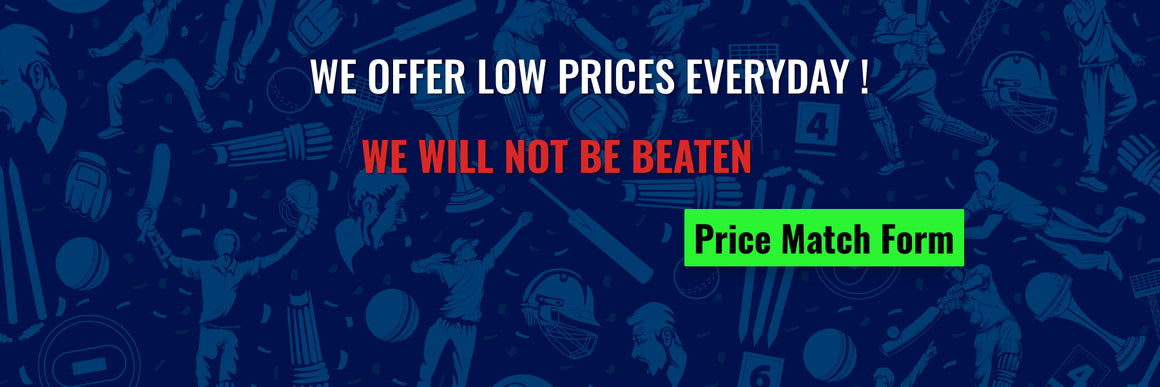 SportsArena Price Match Form