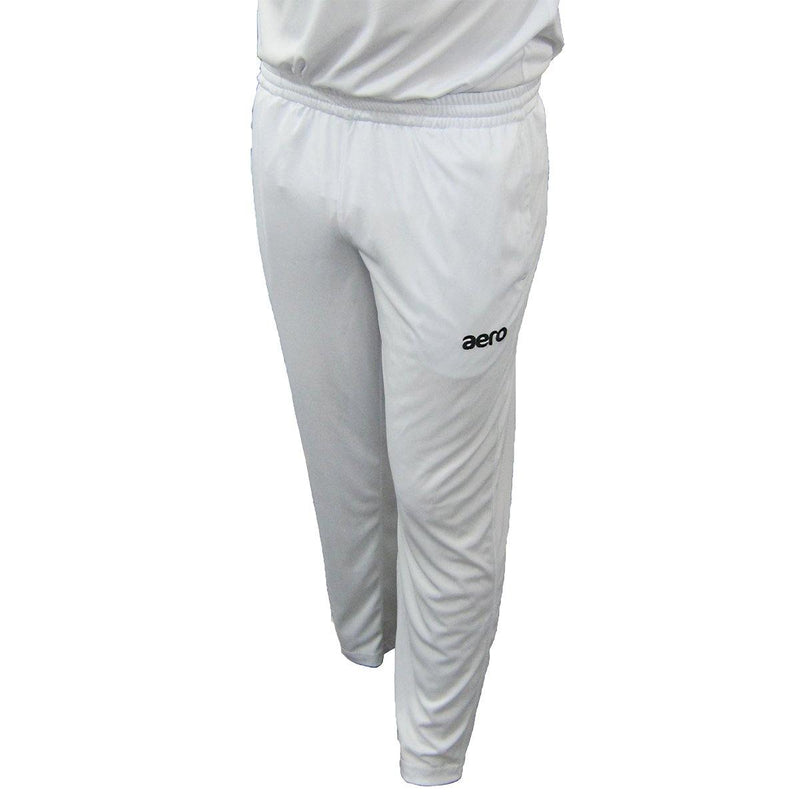 Aero Players Trousers - Cream