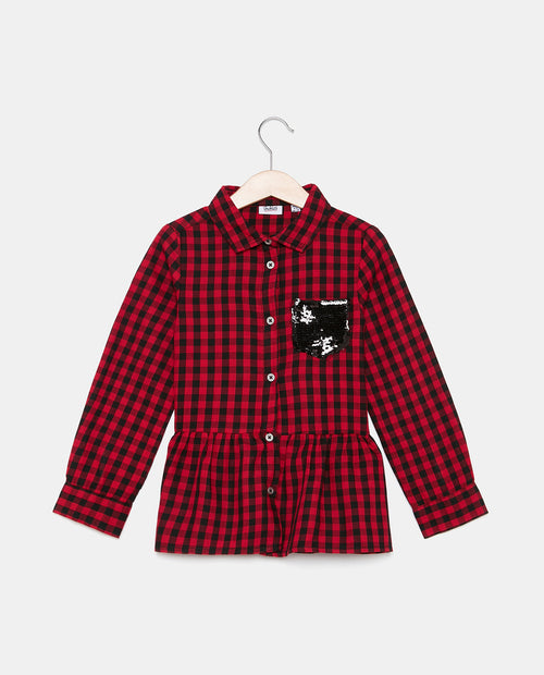 3-7 YEARS GIRLS'SHIRTS