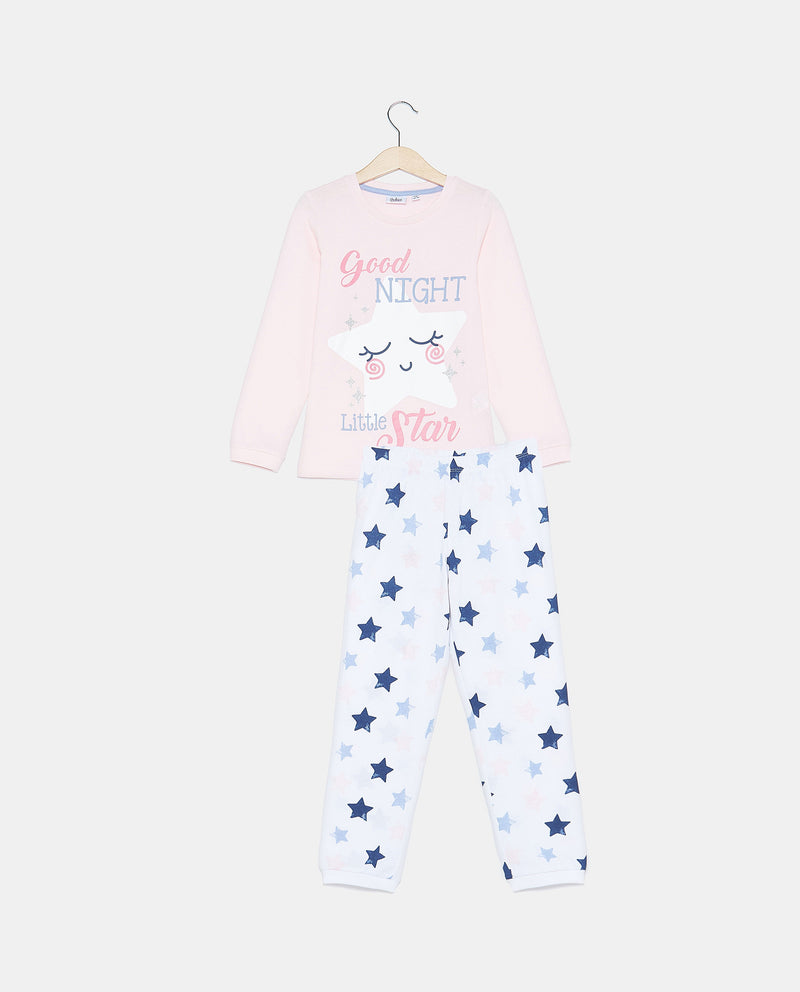 GIRLS' LONG PYJAMAS