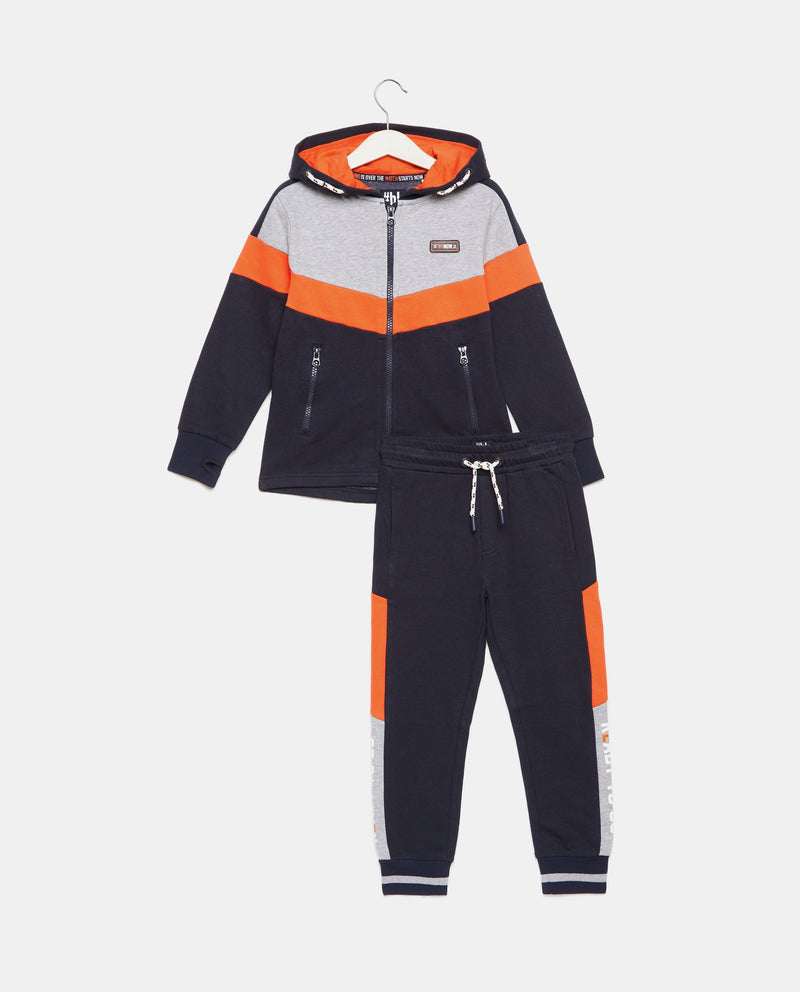 3-7 YEARS BOYS'SPORTSUITS