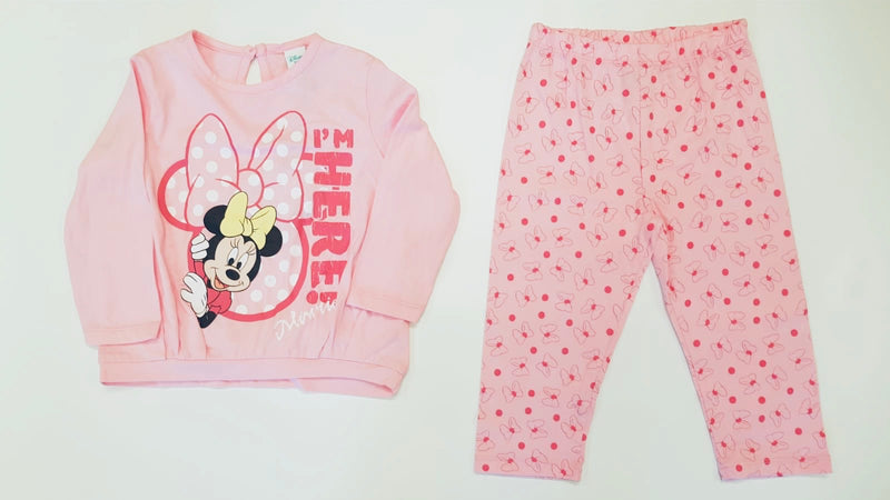 6-36 GIRL PAJAMAS