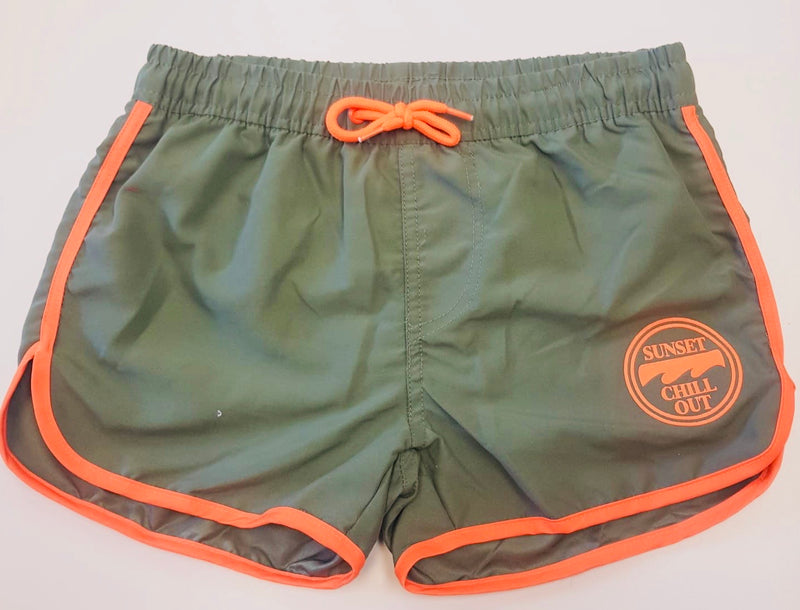 9-14 BOYS SWIM SHORTS