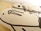 Seal+Walrus Pillow