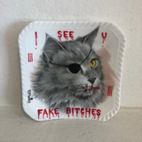I See You Fake Bitches Ash Tray