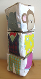Plush Animal Stacking Blocks