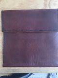 Leather Flap Pouch