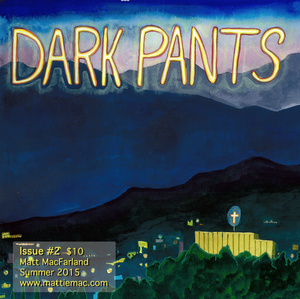 Dark Pants Issue # 2