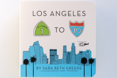 Los Angeles 1 to 10 Board Book