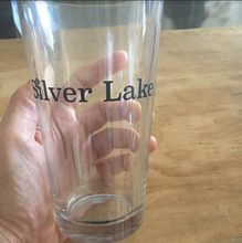Load image into Gallery viewer, Silver Lake Pint Glass