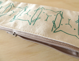 LA Cat Pencil Case