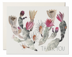 California Cactus Thank You Card