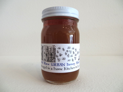 Raw Urban Honey from Hawthorne
