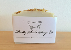 Pretty Suds Lavender Soap