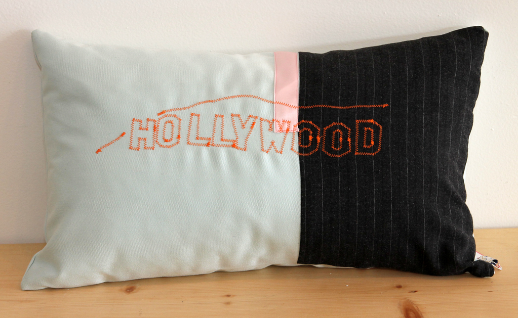 Hollywood Pillow