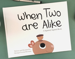 When Two Are  Alike Book