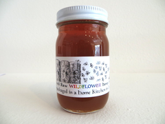 Raw Urban Honey from Ventura Wildflowers