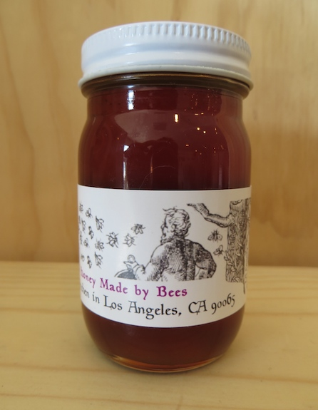 Raw Urban Honey From Silver Lake