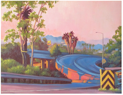 710/5 Interchange Oil Painting