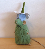 Zazu Faure Recycled Sweater Rat in Hat