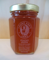 Laura Ann's Peachy Queen Jam