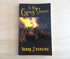 In my Gypsy Shoes Memoir