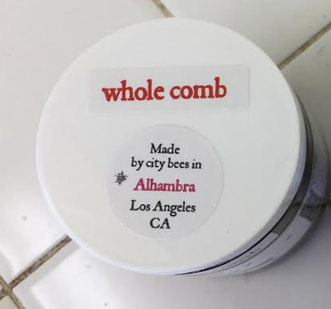 alhambra whole comb