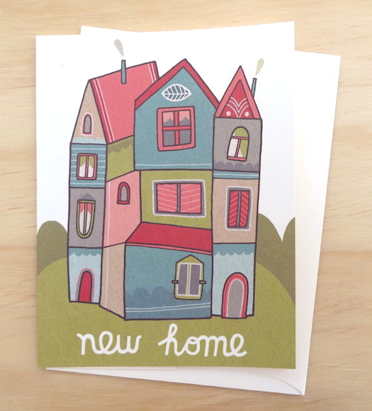 Red Cap Cards Welcome Home!