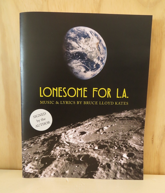 Lonesome for L.A.: Sheet Music and CD
