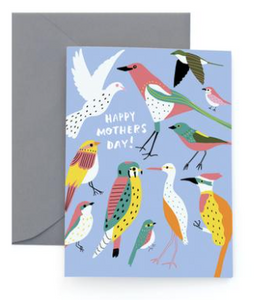 FLOCK FOR MOM - Mother's Day Card