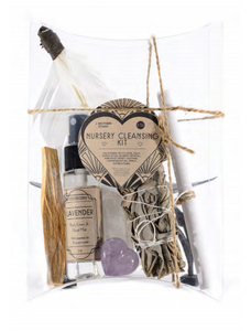 Nursery Cleansing Kit