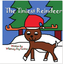 The Tiniest Reindeer Book