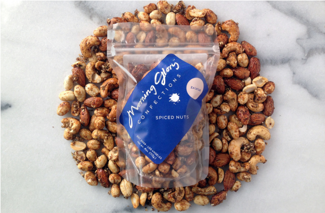 Za'atar Spiced Nuts