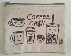 Coffee Cash Pouch