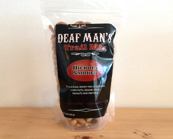 Deaf Man's Hickory Smoked Trail Mix