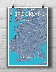 Brooklyn GIS Map