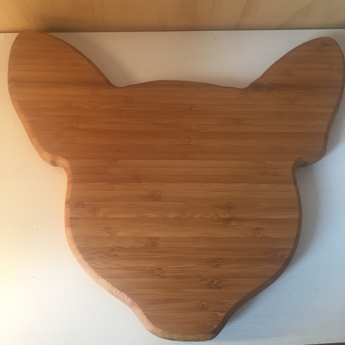 Chihuahua Cutting Board