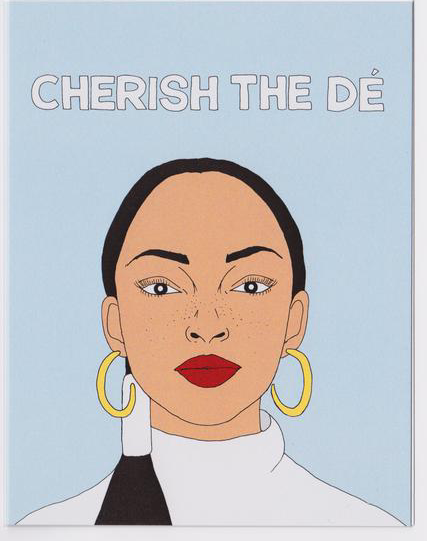 Cherish The Dé Sadé Birthday Card