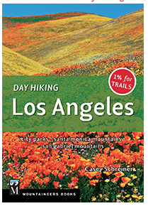 Day Hiking in Los Angeles book