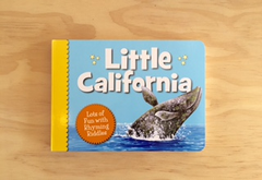 Little California Board Book