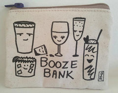 Booze Bank Pouch