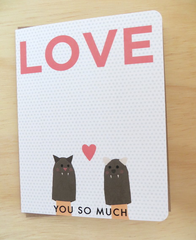 Say I Love You with BATS