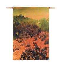 "Load image into Gallery viewer, ""Cactus"" Wall Hanging"