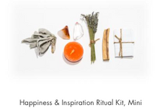 Load image into Gallery viewer, Happiness & Inspiration Ritual Kit, Mini