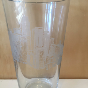 Downtown Los Angeles Pint Glass