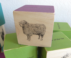 Birth Year Block Sheep